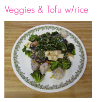 MEAL ICON tofuandrice