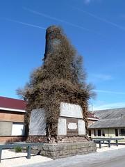 Franco Belge, la cheminée principale