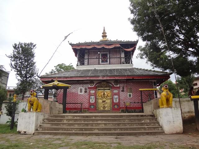 Templo Bhagwati, Tansen Nepal