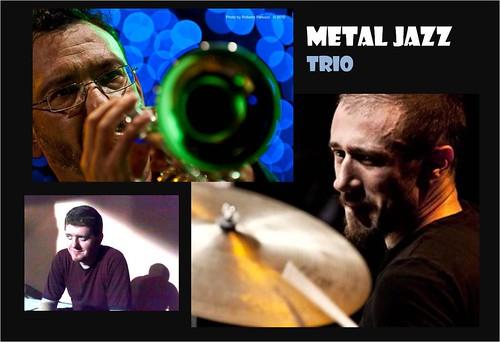 Metal Jazz Trio