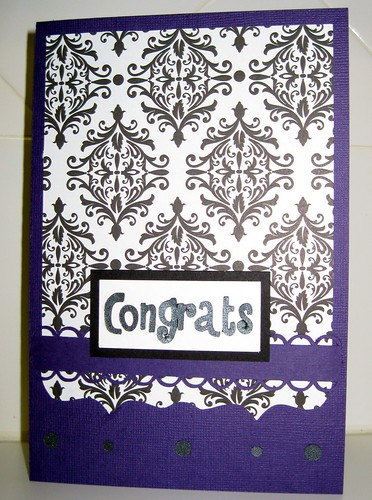 Graduation/Congrats Card