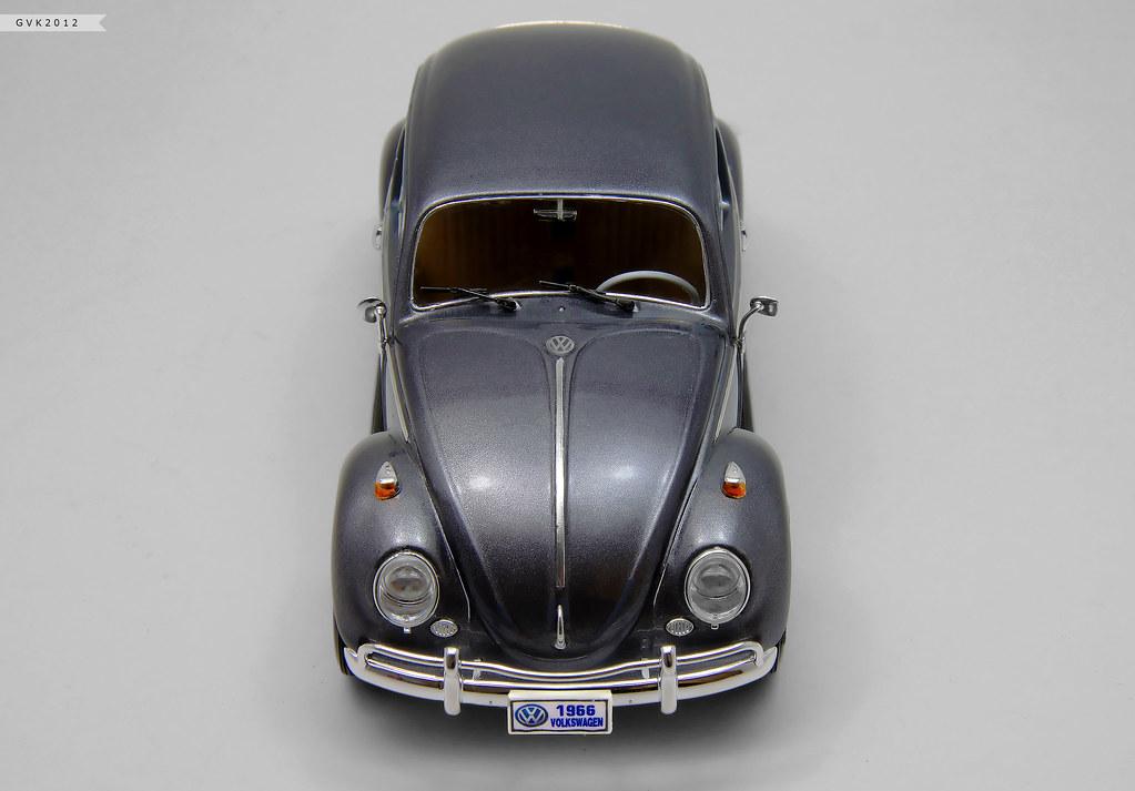 1966 Volkswagen Beetle 1300 7256202270_003e872c3f_b