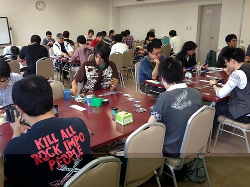 LMC Chiba 415th : Hall