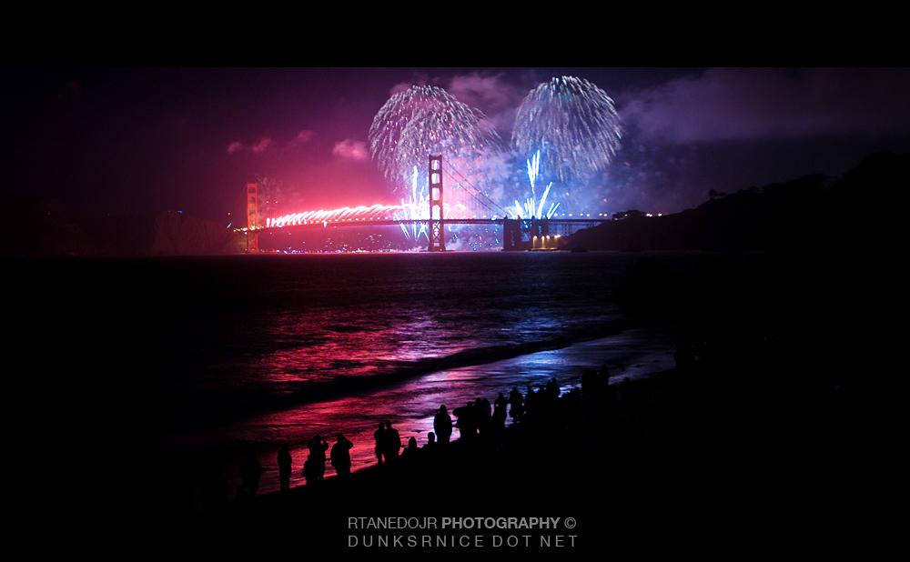 148 of 366 || Golden Gate Bridge 75th Anniversary.
