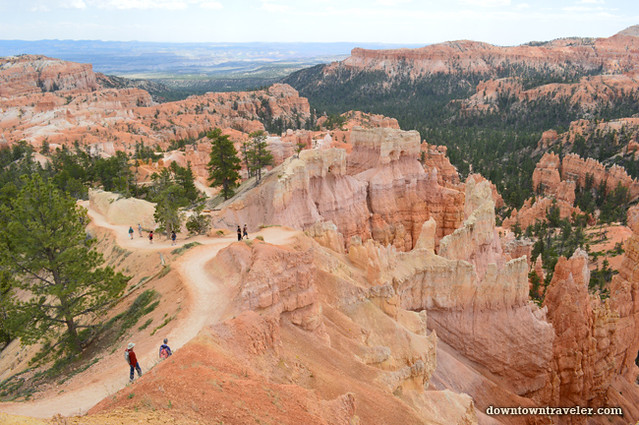 Bryce Canyon National Park Hoodoo Hike 14