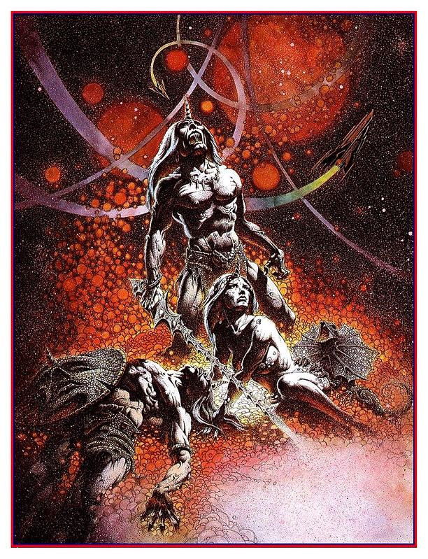 philippe-caza-ilustracion-002-la-fin-d-un-monde-1974-copy