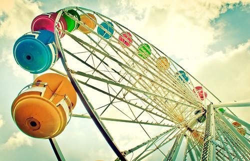big wheel of fun