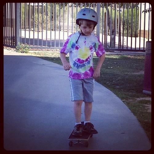 Skateboard park @riovista