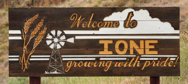 Welcome to Ione
