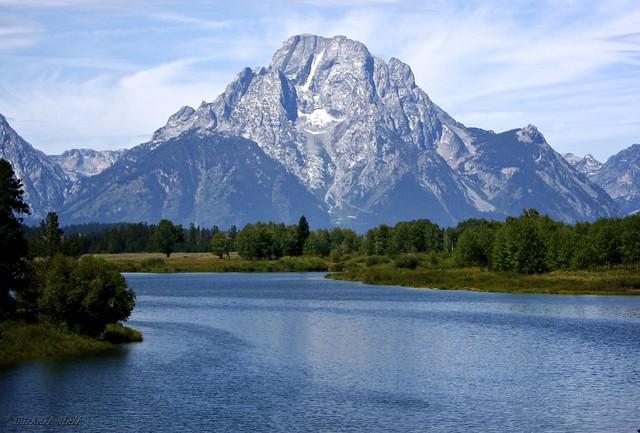 A Grand Teton