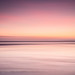 Sunset colours by images through a lens
