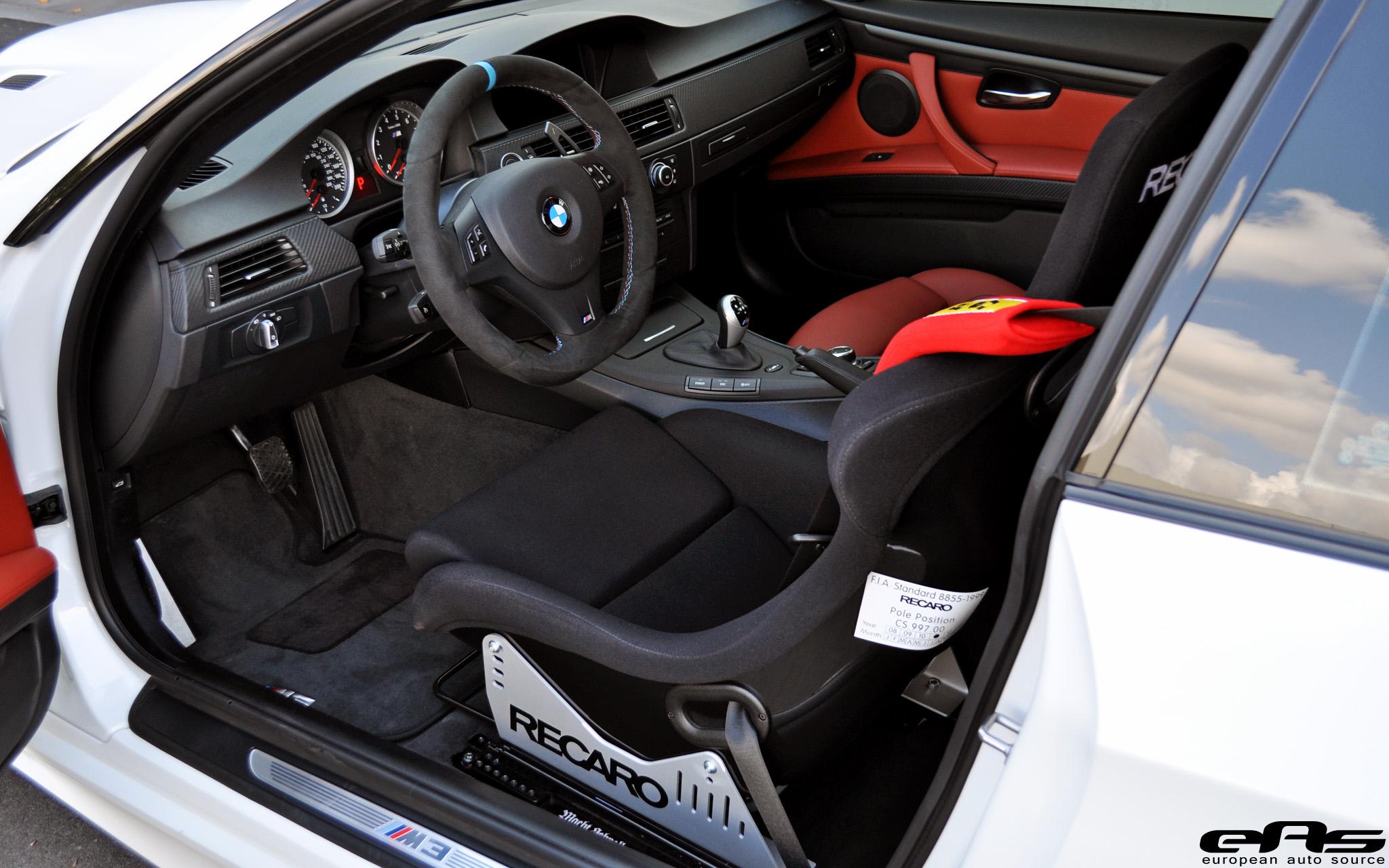 Alpine White E92 M3 W Volks Recaros Clubsports Amp Bmw