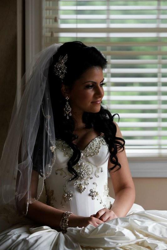 Bridal Styles bride Kathryn