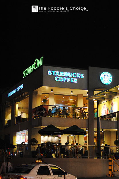 Starbucks Coffee Iloilo