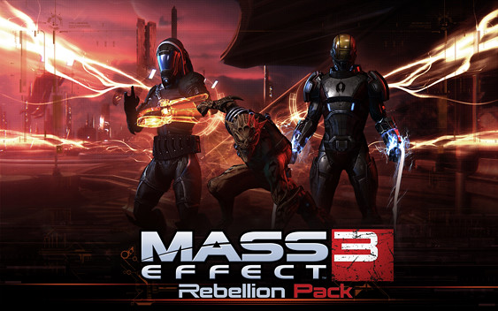 Mass Effect 3: Rebellion Pack Launch Trailer