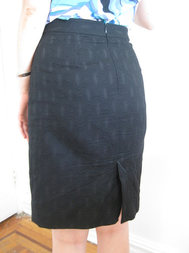 Office Artist Skirt (MMM Day 29)