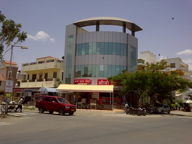 Shreeji Chat Center - Baburao Shankarrao Tupe Road (D P Road) Hadapsar   - Visit Livogue - 1 BHK, 1.5 BHK & 2 BHK Flats at Malwadi Hadapsar, Pune 411028
