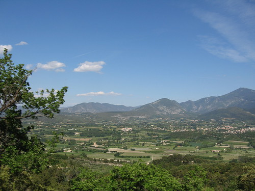 Route de Vaison to Suzette