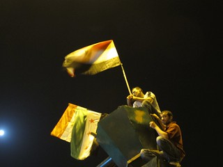 Protesters, Tahrir Square