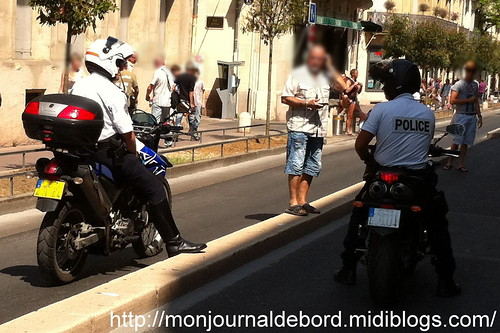 Motards Police Nationale 01