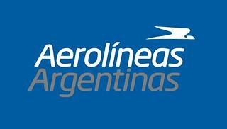 Logo de Aerolíneas Argentinas.