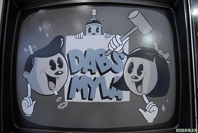 Dabs & Myla