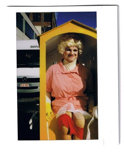 instax carnaval 2012 - Peter