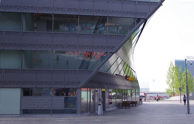 Detail architectuur rechtgezet