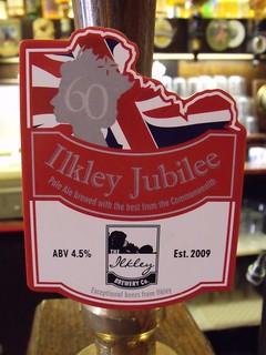 Ilkley. Ilkley Jubilee, England