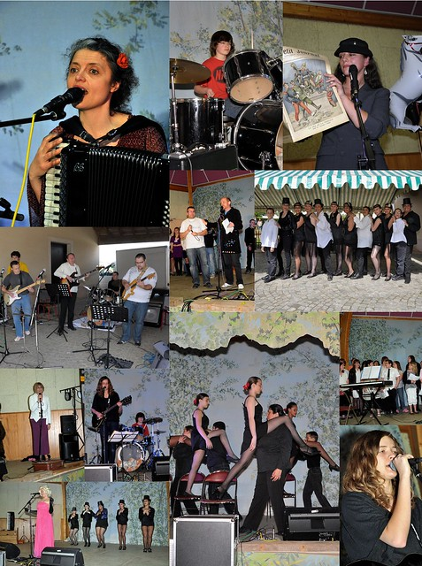 2012 danse et musique