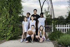 Abbie's Basketball Team