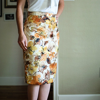 The VonTrapp Family Skirt :)