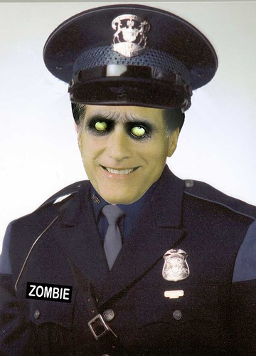 TROOPER ZOMBIE by Colonel Flick