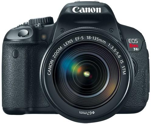 Canon T4i / 650D / Kiss X6i