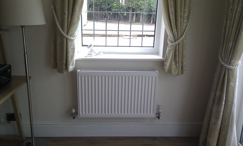 Chasing Radiator Pipes Into The Wall Scoobynet Com