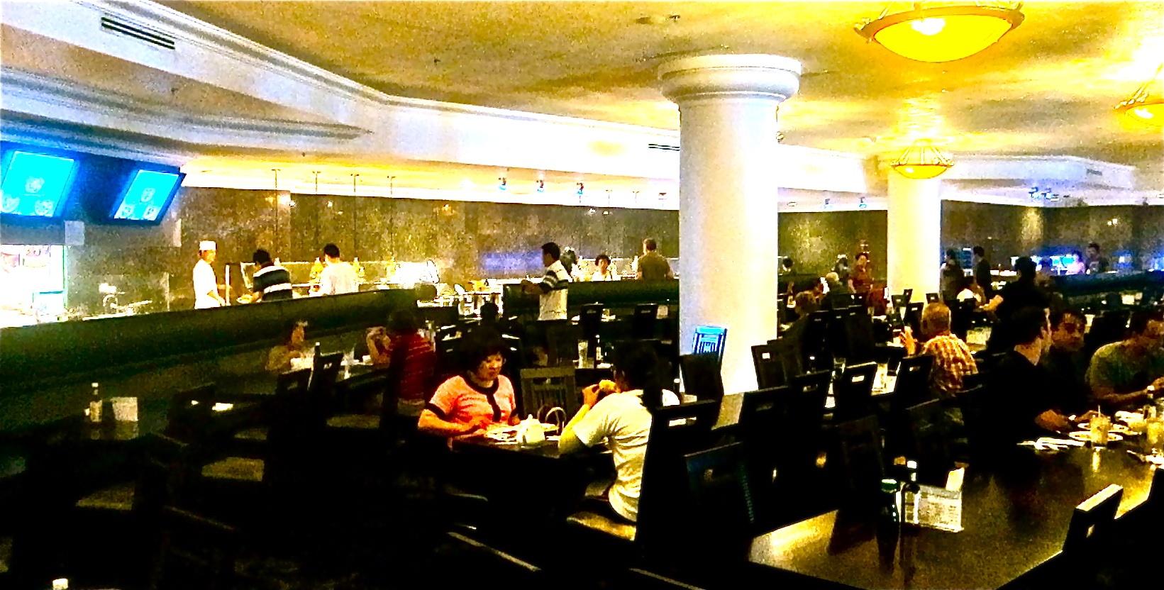 Hokkkaido dining room