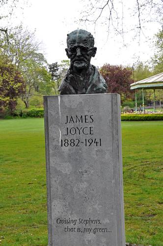 James Joyce photo