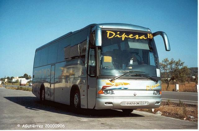 Dipesa 19 Iveco Euro 35 Noge Touring (34fd) 20000906