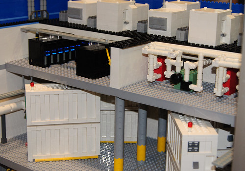 The Lego Datacenter