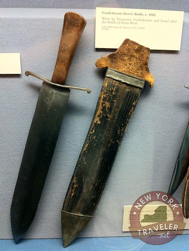 Confederate Bowie Knife