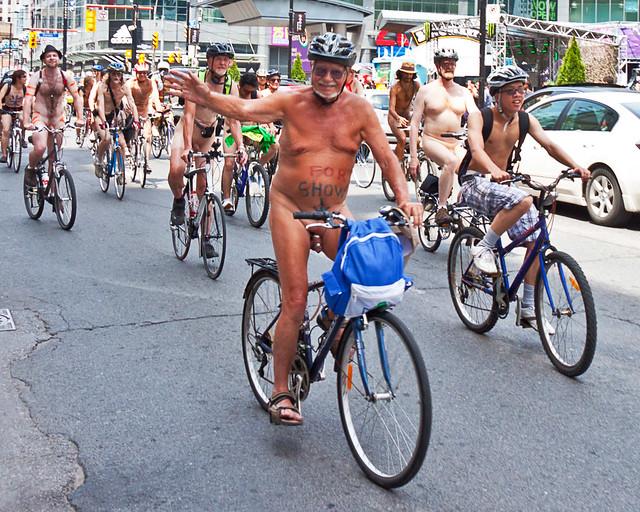 World Naked Bike Rid 53