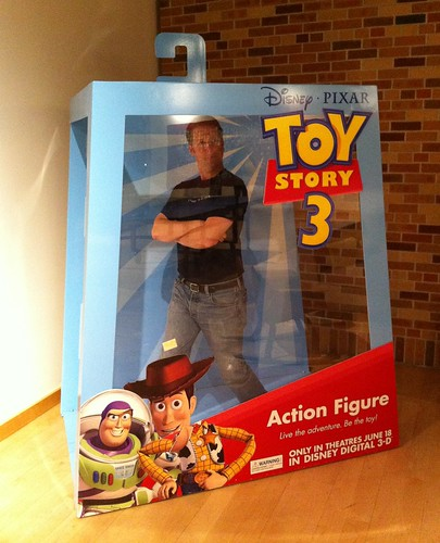 I'm a Toy Story toy