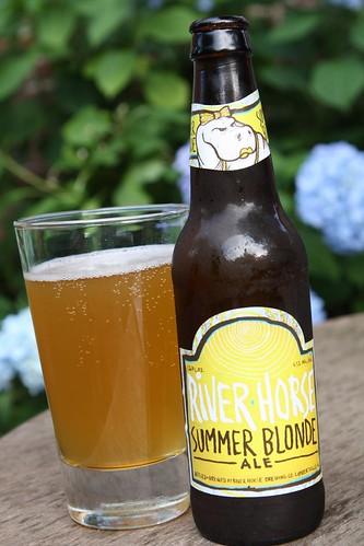 River Horse Brewing Company Summer Blonde Ale
