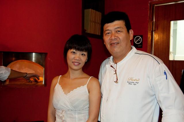 Chef Peter Neo