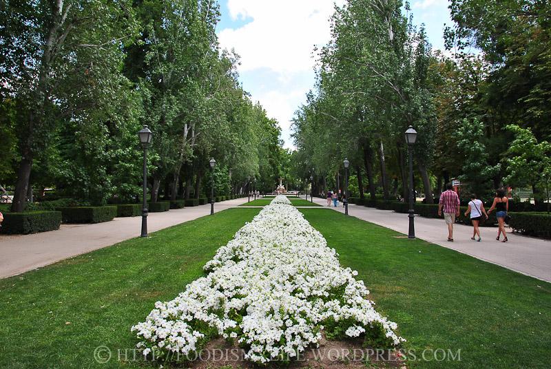 Jardines del Buen Retiro (Retiro Park)