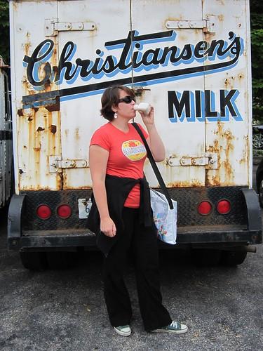 Coffee Milk From Christiansen's