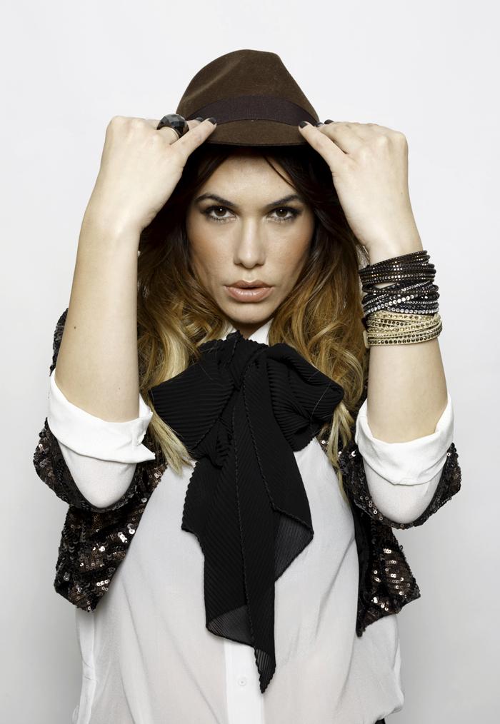 barbara crespo opi gwen swarovski event jewels manicure nails fashion blogger outfit blog de moda