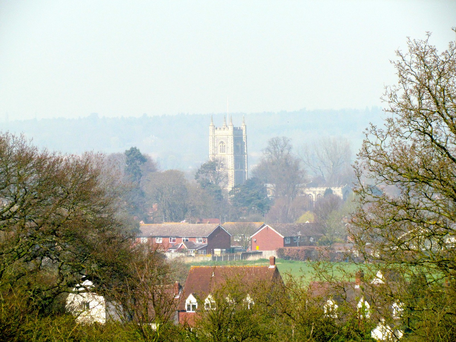 photo from walk Dedham Church