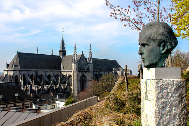 Mons en Bélgica