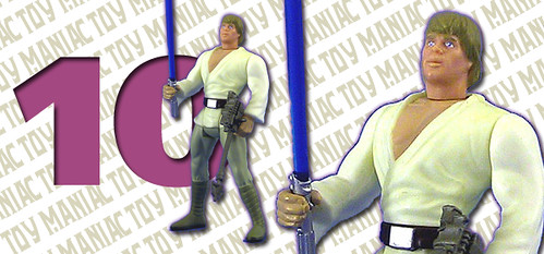 Luke Skywalker Power of the Force